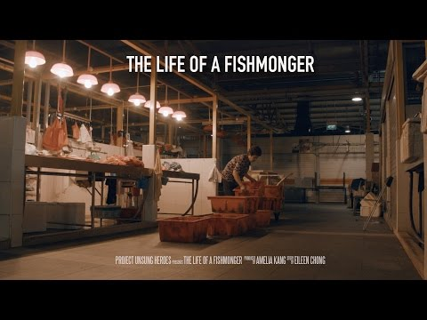 The Life Of A Fishmonger