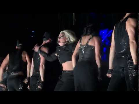 Lady Gaga - Scheiße (Manchester, UK - The Born This Way Ball Tour Front Row - FULL HD) mp3