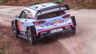 WRC RallyRACC Catalunya Spain 2018 | FullGasMedia