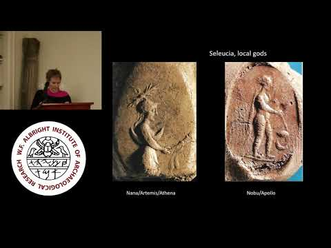 "Sharon Herbert: ""New Work on the Sealings and the Archive from Tel Kedesh"""