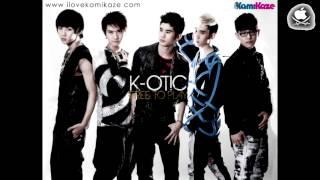 [Karaoke] เหงาปาก - K-OTIC