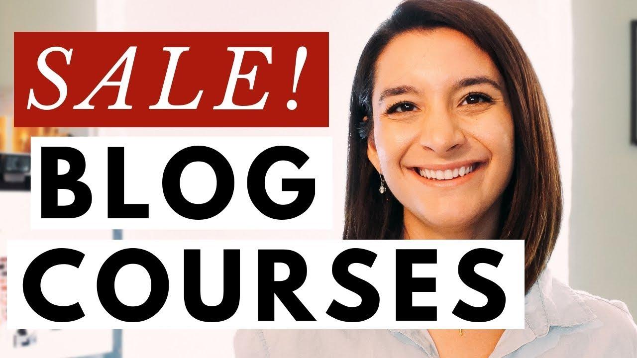 Blog Bundle Sale is ENDING ● Genius Blogger's Toolkit: 75+ Blog Courses, Videos, eBooks, & Workb