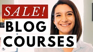 Blog Bundle Sale is ENDING ● Genius Blogger's Toolkit: 75+ Blog Courses, Videos, eBooks, & Workbooks