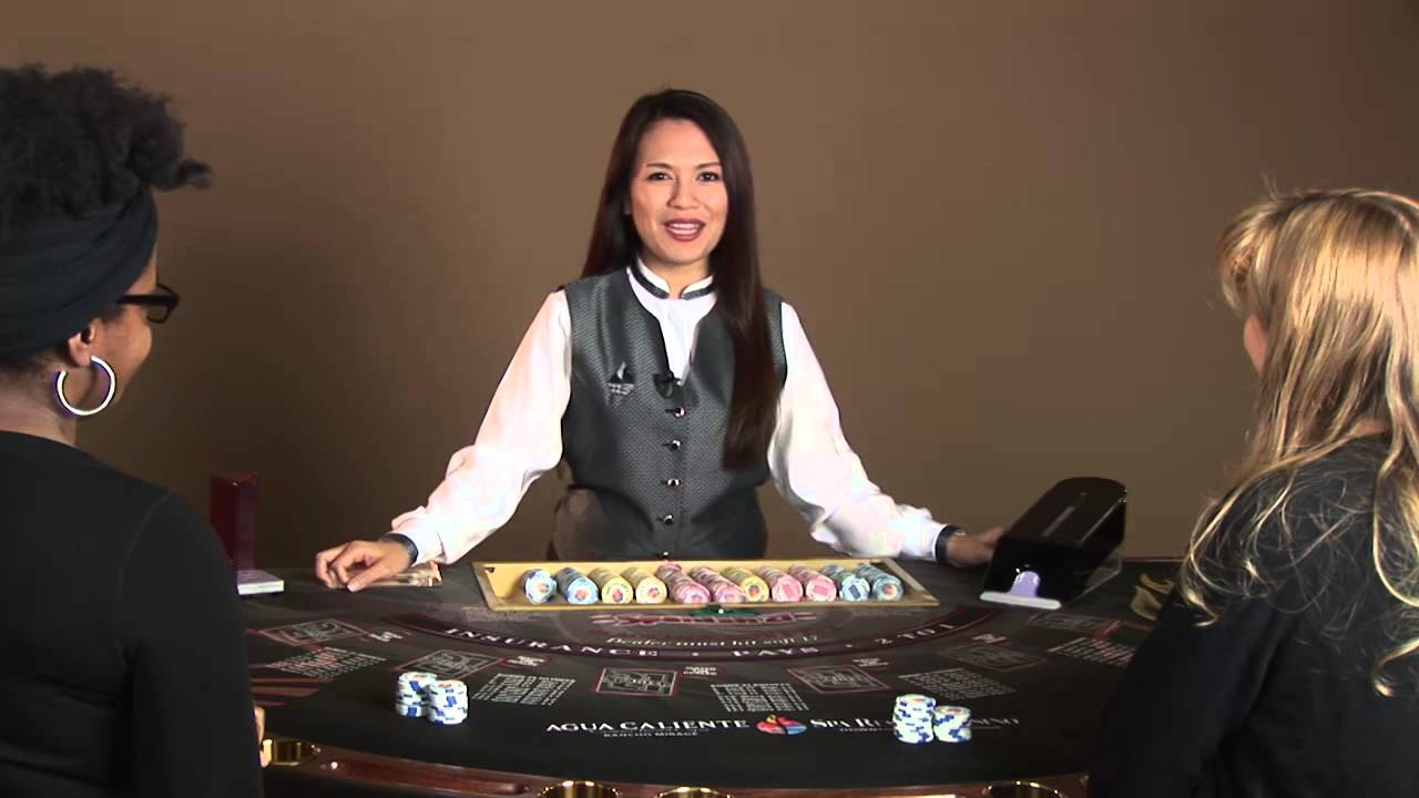 Learn to deal craps online