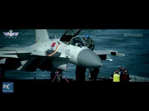 Chinese naval aviation forces attract future pilots