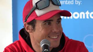 Triathlon's indomitable star Javier Gomez looks to Chicago race post-Edmonton