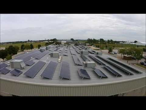 Largest True ACPV Solar System Aerial Drone