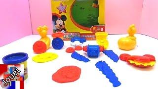 Mickey Mouse Clubhouse pâte à modeler Play Doh français (démo) Disney pâte à modeler
