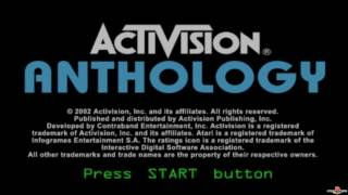 (PS2) Activision Anthology (SLUS-20588) PSXPLANET.RU