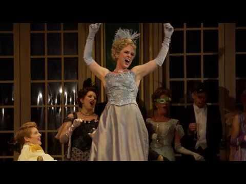 Die Fledermaus Act II Opening/Mein Herr Marquis