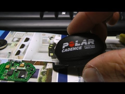 Polar W.I.N.D Sensor Battery Replacement