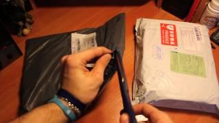Розпакування посилки з Китаю з Aliexpress (unboxing №22)