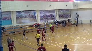 13 03 21 Мини футбол Чемпионат КО Дорспецстрой Лукойл 4 3 Весь матч