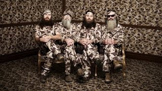 A & E lifts suspension on Duck Dynasty