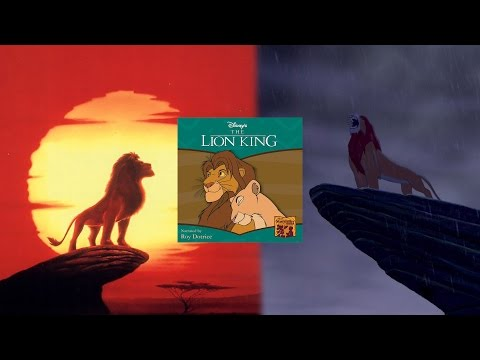 The Lion King (Storyteller Version) HD