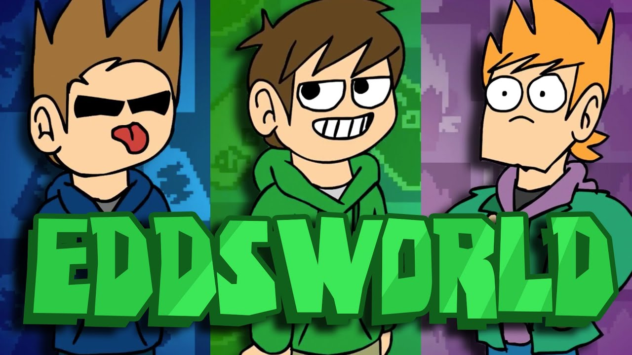 All Eddsworld Characters
