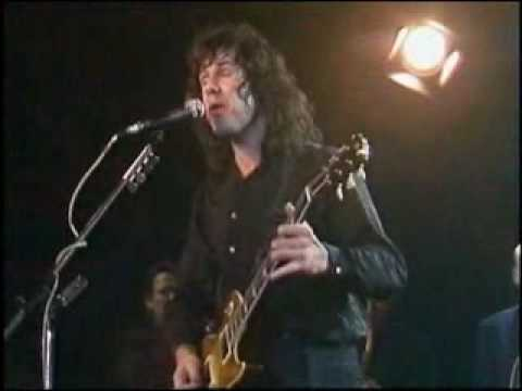 Gary Moore & Albert Collins Further On Up The Road