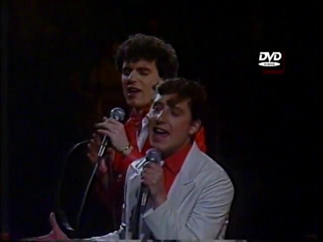 Pecos - Señor (En directo Viña del Mar 1982)