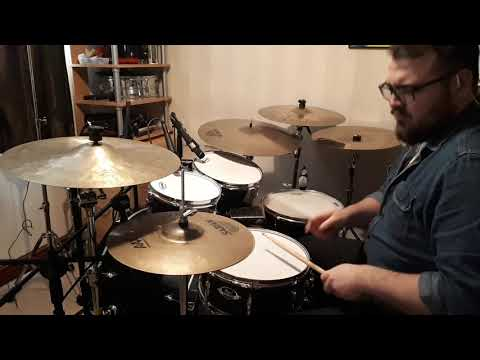 Technology - Don Broco - Drum Cover