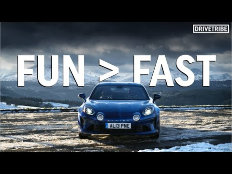 6 Awesome Cars That Put Fun Over Fast
