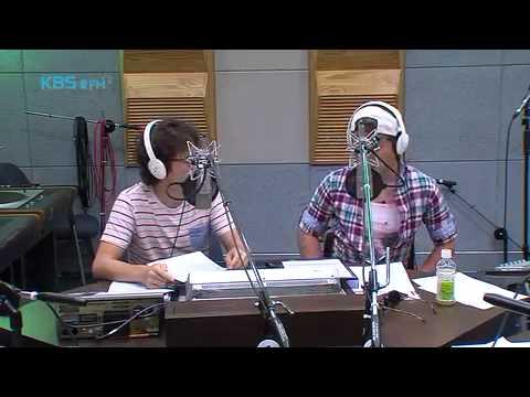 140714 Tiny-G at ChoJungchi & JangDongmin's 2 o' clock radio