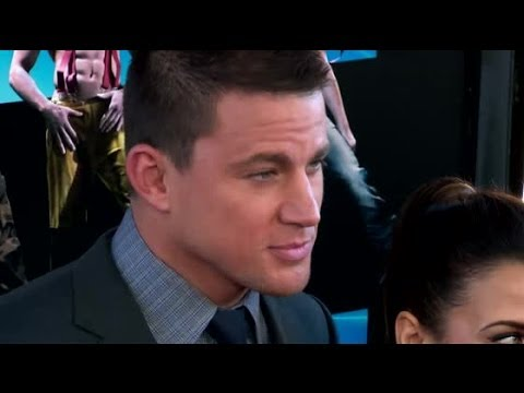 Channing Tatum Recalls Acting Like '80s Hoodlums' with Shia LaBeouf | Splash News TV