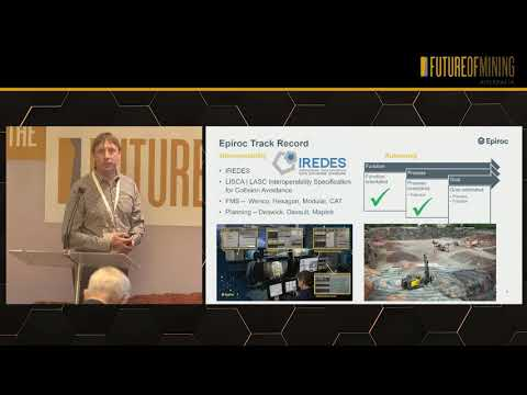 Future Of Mining Australia 2019 - Epiroc Insight Presentation