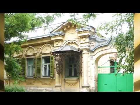 Старинные дома Ейска