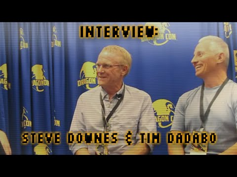 Interview: Steve Downes and Tim Dadabo (Master Chief and 343 Guilty Spark) at Dragon Con 2014