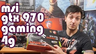 видео  gtx 970 энергопотребление