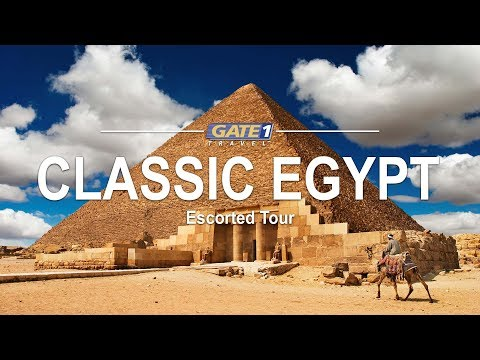 Escorted Tours Of Egypt With Gate 1 Travel