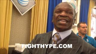 FLOYD MAYWEATHER SR. PREDICTS MAIDANA WILL GET PICKED APART AND STOPPED