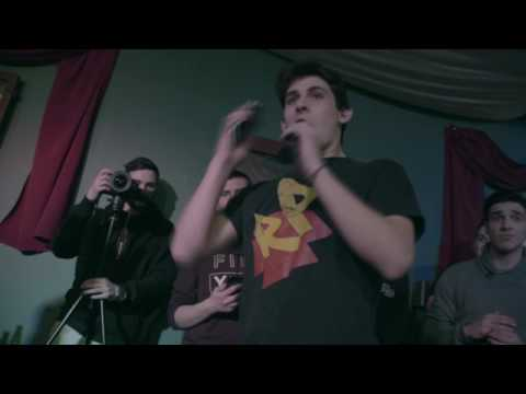 Rap Skillz Makedonija: Krajm vs. Laz Vegjas