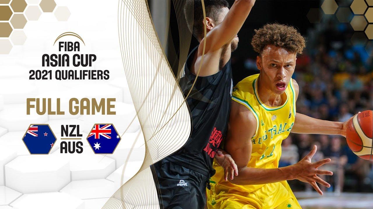 New Zealand v Australia | Full Game