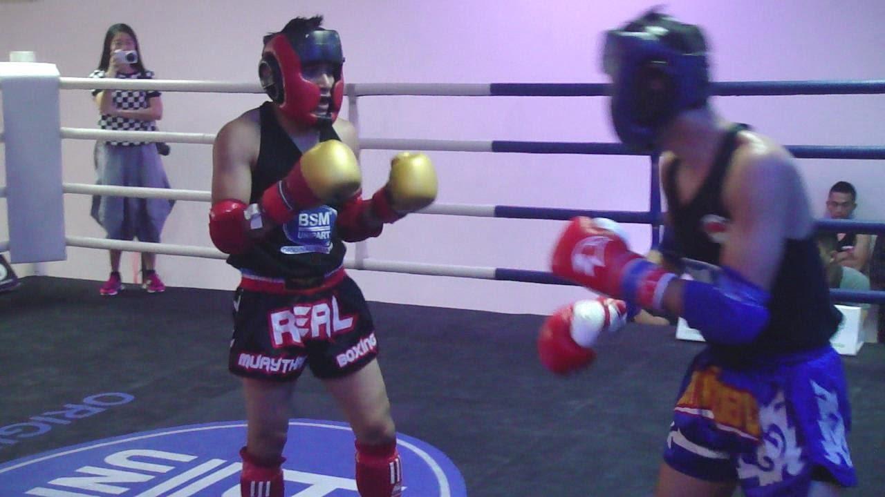 Amateur fight muay thai