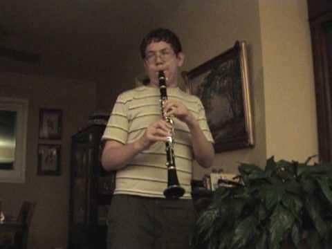 Clarinet Solo: Family Guy