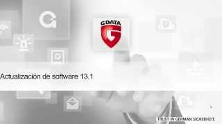 G DATA Soluciones Empresariales Update V13 1