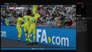 群雄割拠のプレミアリーグに殴り込む FIFA17 サンダーランドキャリア実況 #16 thumbnail