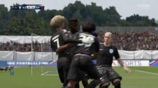 FIFA 19 pros Pong assist