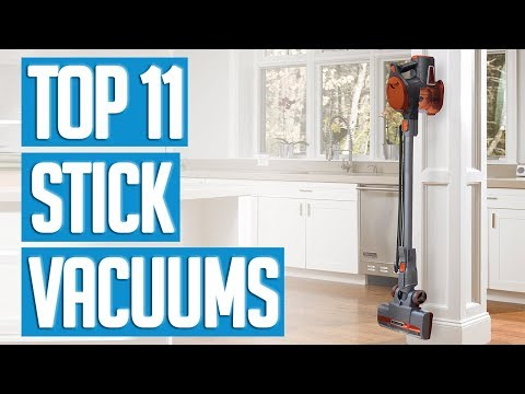 Best Stick Vacuums 2019 | TOP 11 Stick Vacuum 🌟