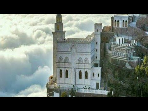 A City in the Sky which is above Clouds || Yemen's Haraz City