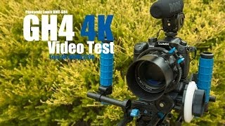Panasonic Lumix GH4 Video Test 4K 4K