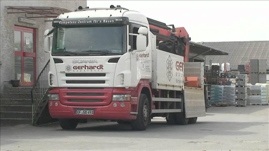 Baustoff Gerhardt gerhardt baustoffe ihr baustoff fachhändler im rhein gebiet