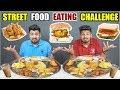 STREET FOOD EATING CHALLENGE MUMBAI STREET FOOD EATING CHALLENGE Food Challenge India Ep 102 mp3