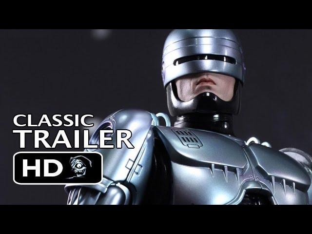 Robocop (1987)  - Trailer en español HD