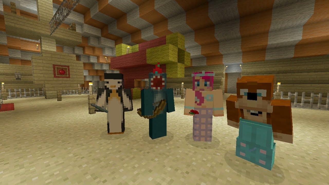 Rosie833 Minecraft Skin