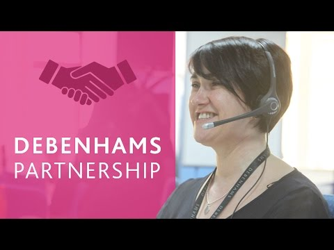 Jason Neiland Debenhams and Capita Partnership