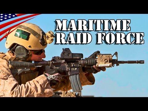 US Marines Elite Unit MRF (Maritime Raid Force) Training - アメリカ海兵隊の精鋭部隊・海上急襲部隊(MRF)の訓練