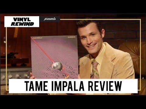 Tame Impala - Currents vinyl album review | Vinyl Rewind