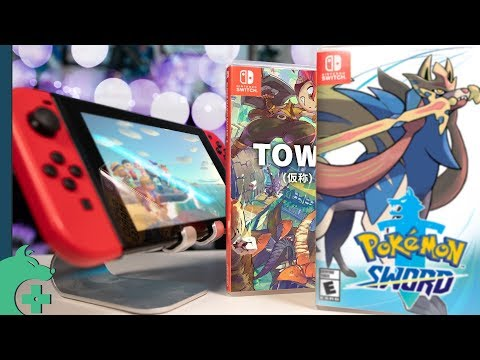 Guide To All The New Nintendo Switch Exclusive Games Coming Soon